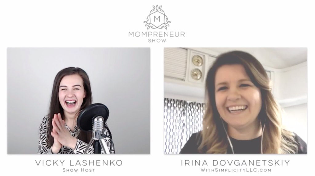 53 Natural Makeup and Opening a Boutique in an Airstream with Irina Dovganetskiy – With Simplicity