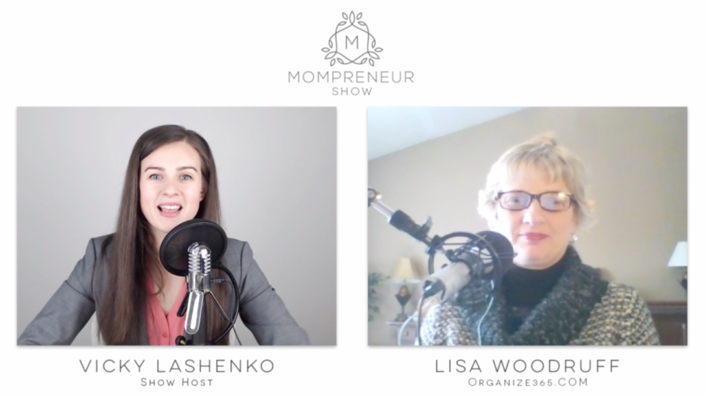 How to Start a Successful Organizing Business with Lisa Woodruff of Organize 365