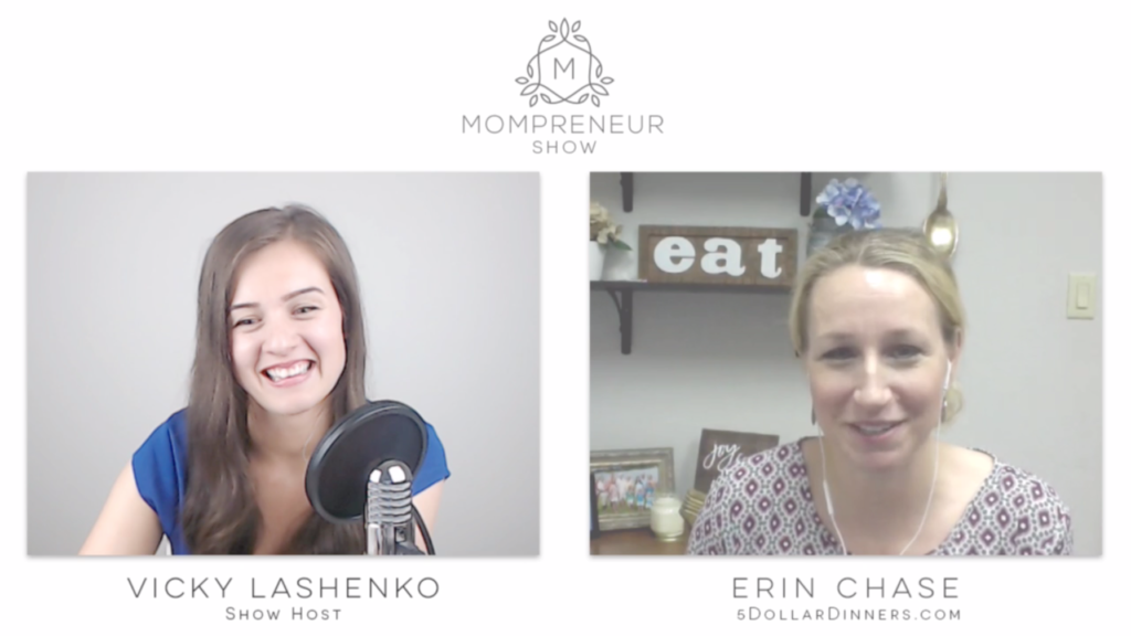 62 How to Build and Nurture Relationships with Erin Chase of $5 Dollar Dinners